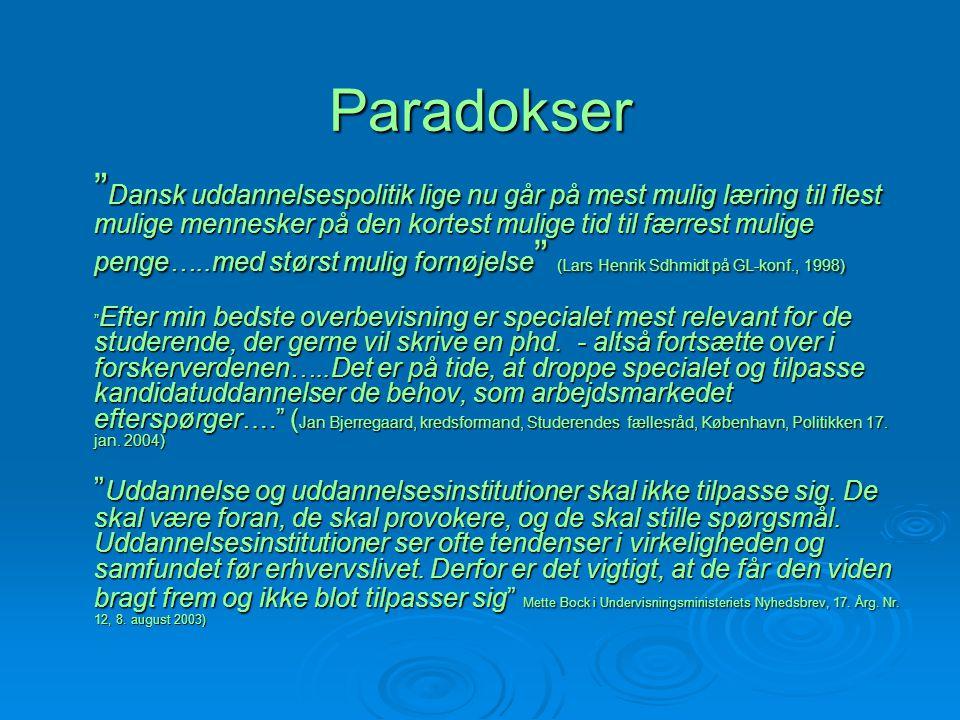 Paradokser