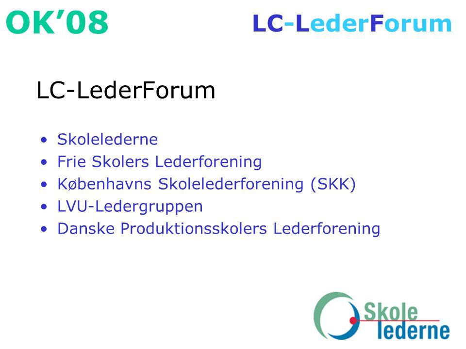 LC-LederForum Skolelederne Frie Skolers Lederforening