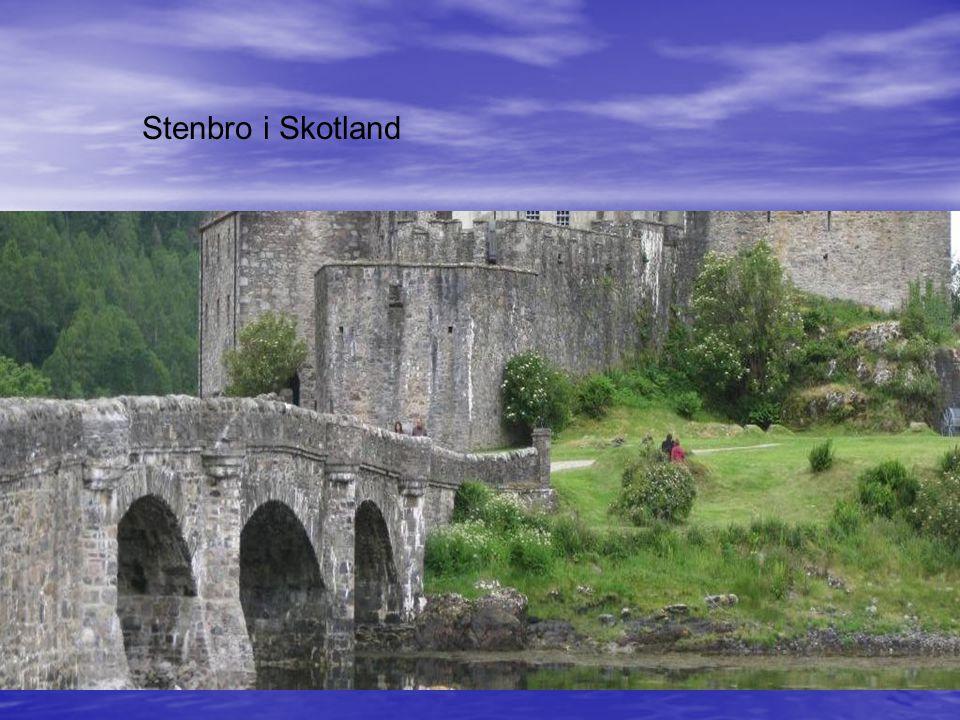 Stenbro i Skotland