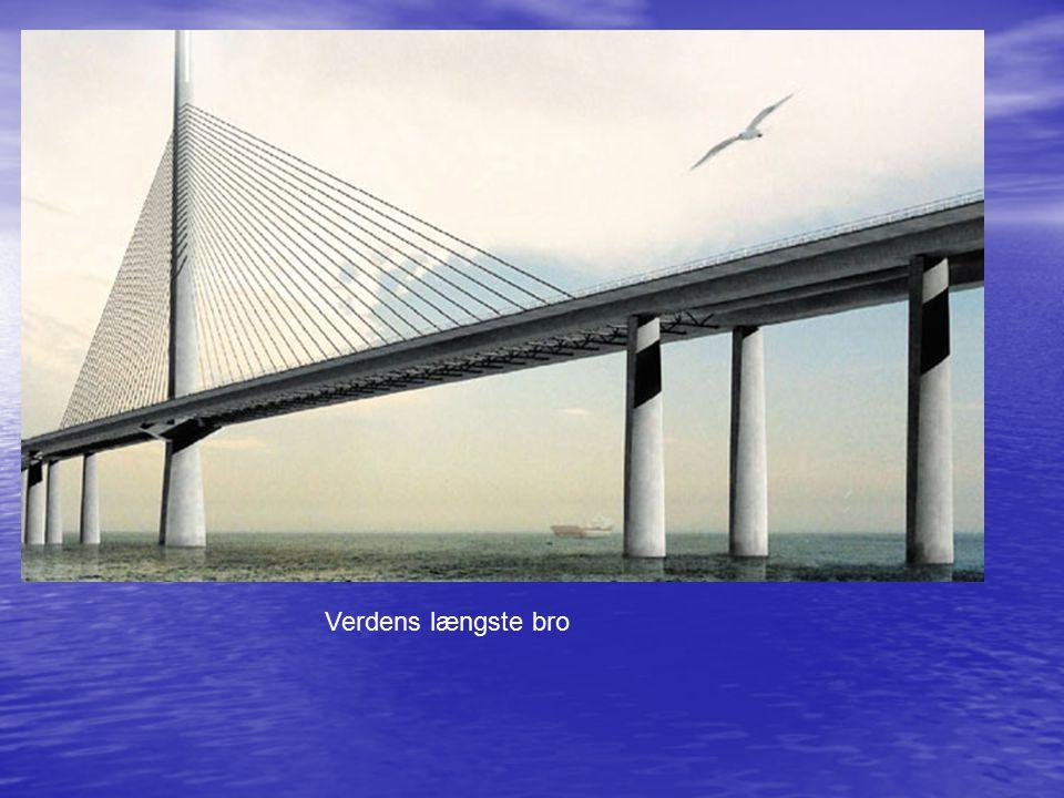 Verdens længste bro