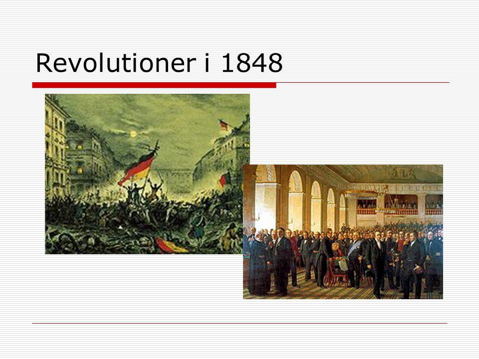 Revolutioner i 1848