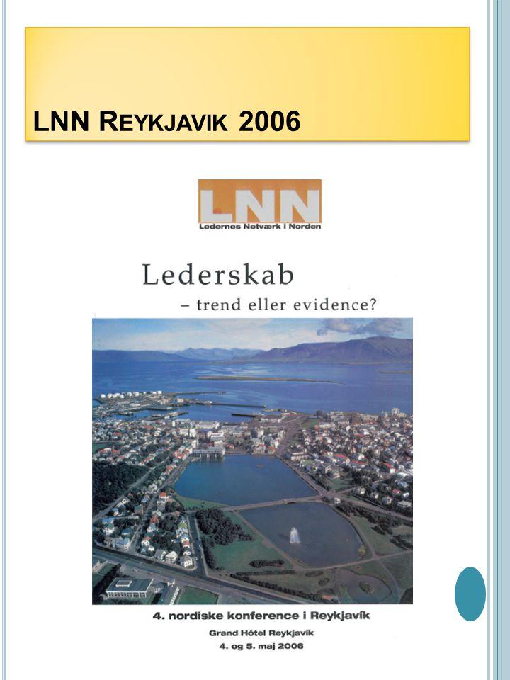 LNN Reykjavik 2006