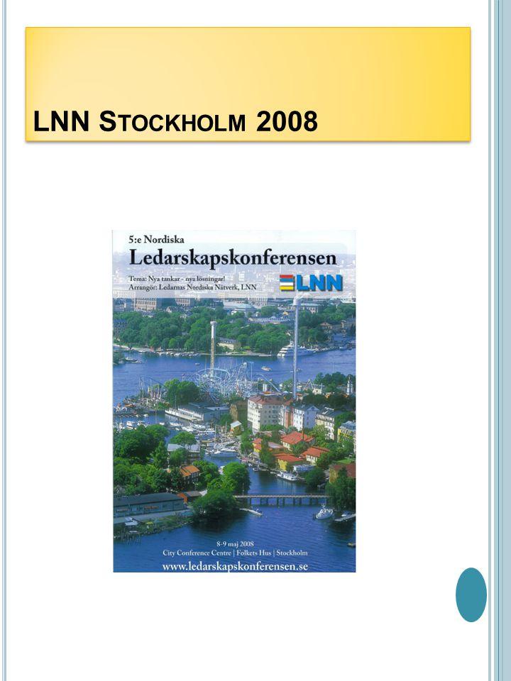 LNN Stockholm 2008