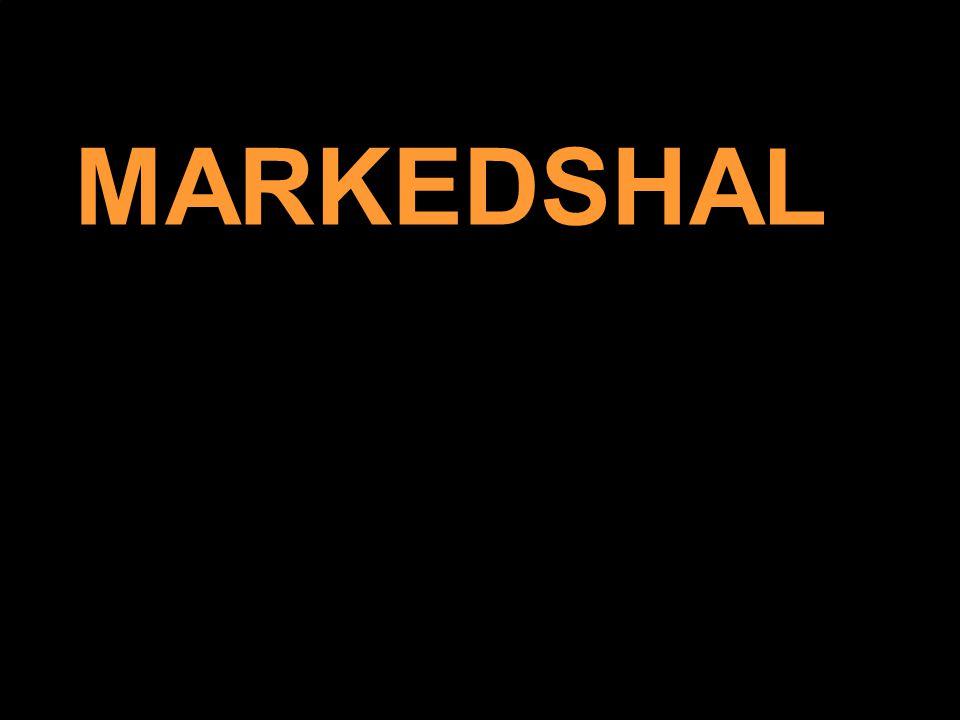 MARKEDSHAL