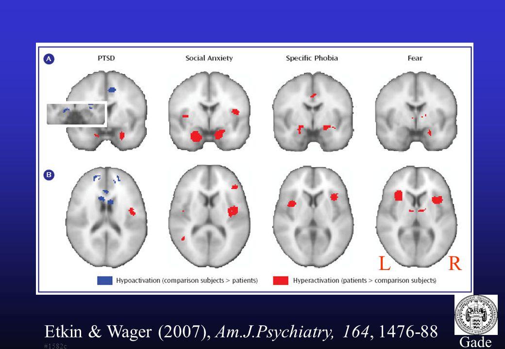 L R Etkin & Wager (2007), Am.J.Psychiatry, 164, 1476-88 #1582c Gade