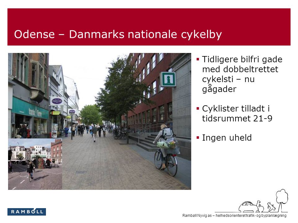 Odense – Danmarks nationale cykelby