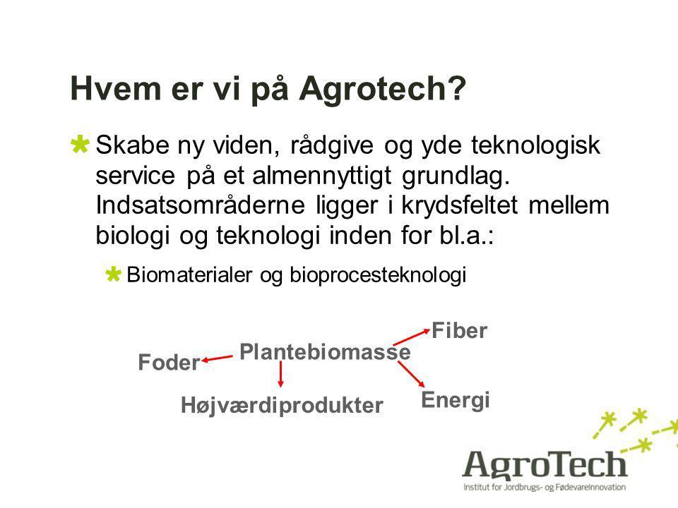 Hvem er vi på Agrotech