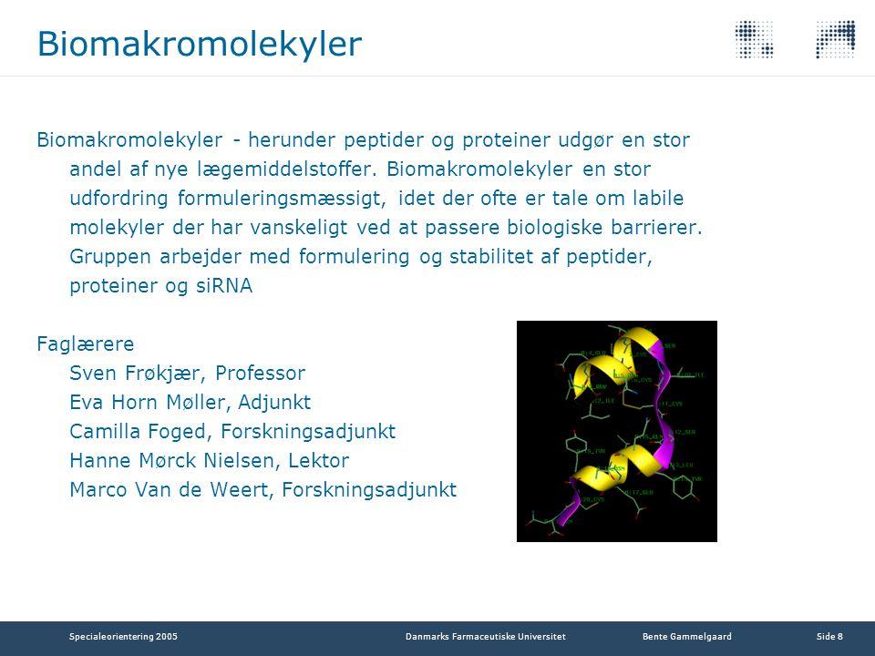 Biomakromolekyler