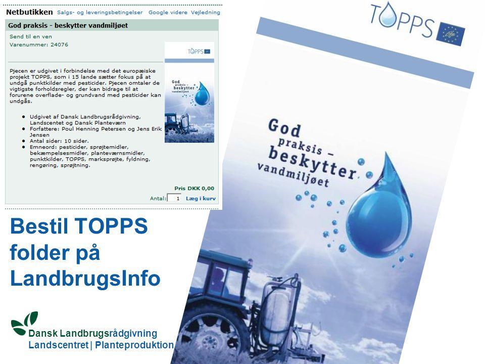 Bestil TOPPS folder på LandbrugsInfo