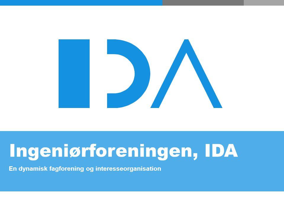 Ingeniørforeningen, IDA