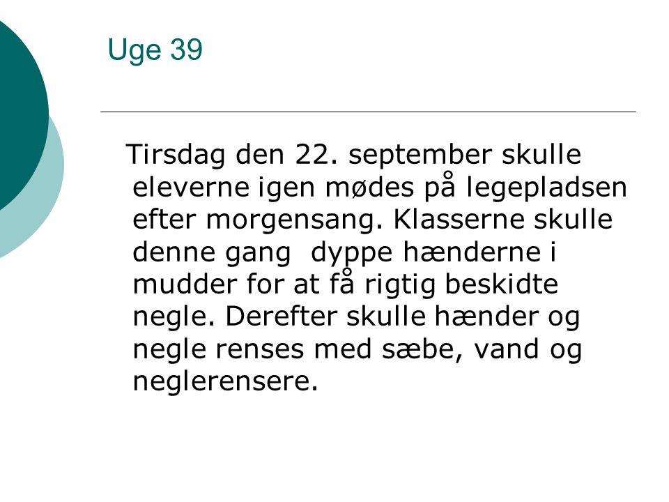 Uge 39