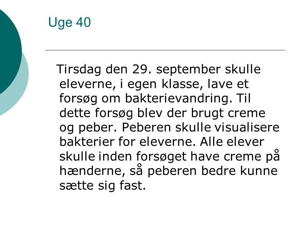 Uge 40