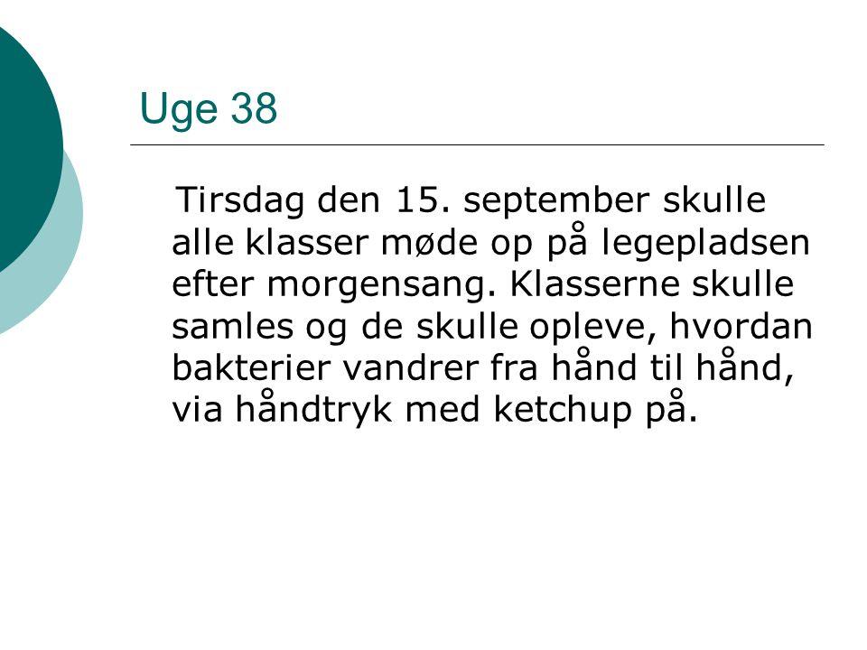 Uge 38