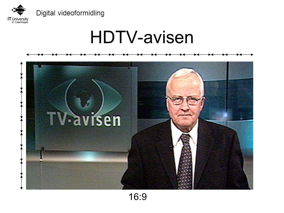 HDTV-avisen 16:9