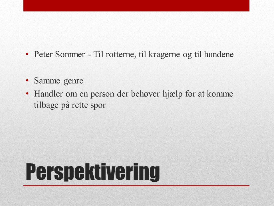Peter Sommer - Til rotterne, til kragerne og til hundene