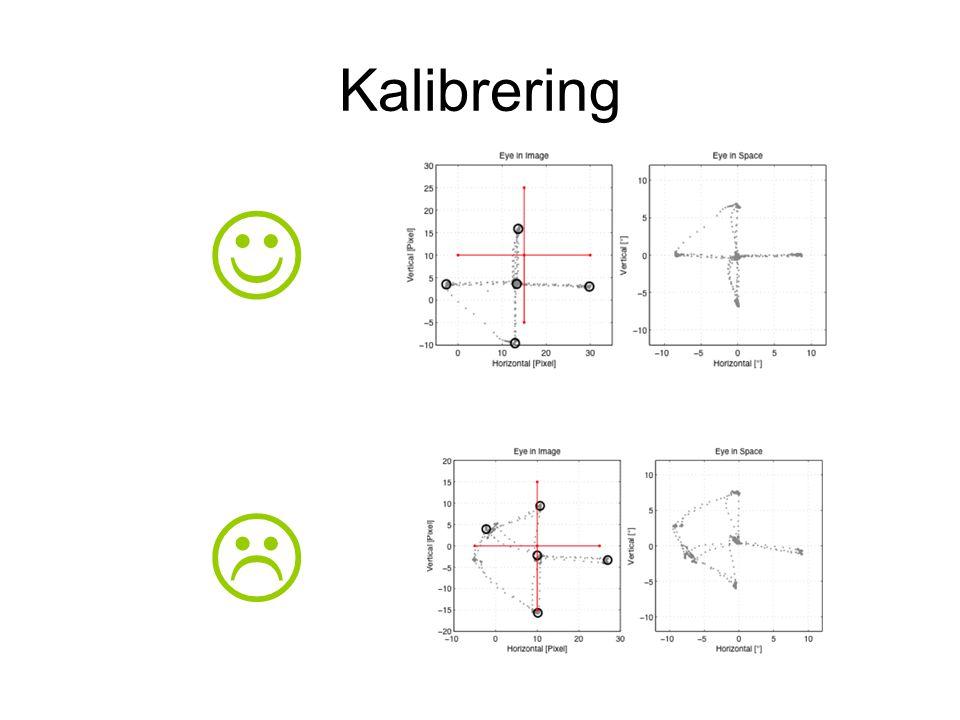Kalibrering  