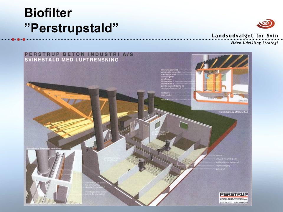 Biofilter Perstrupstald