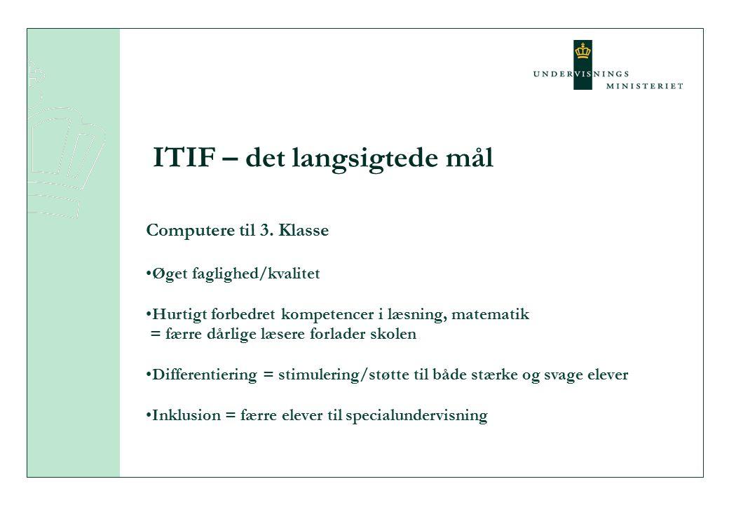 ITIF – det langsigtede mål