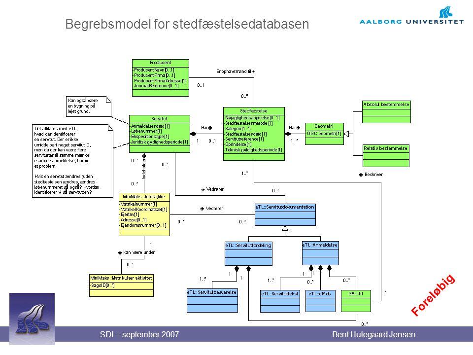 Begrebsmodel for stedfæstelsedatabasen