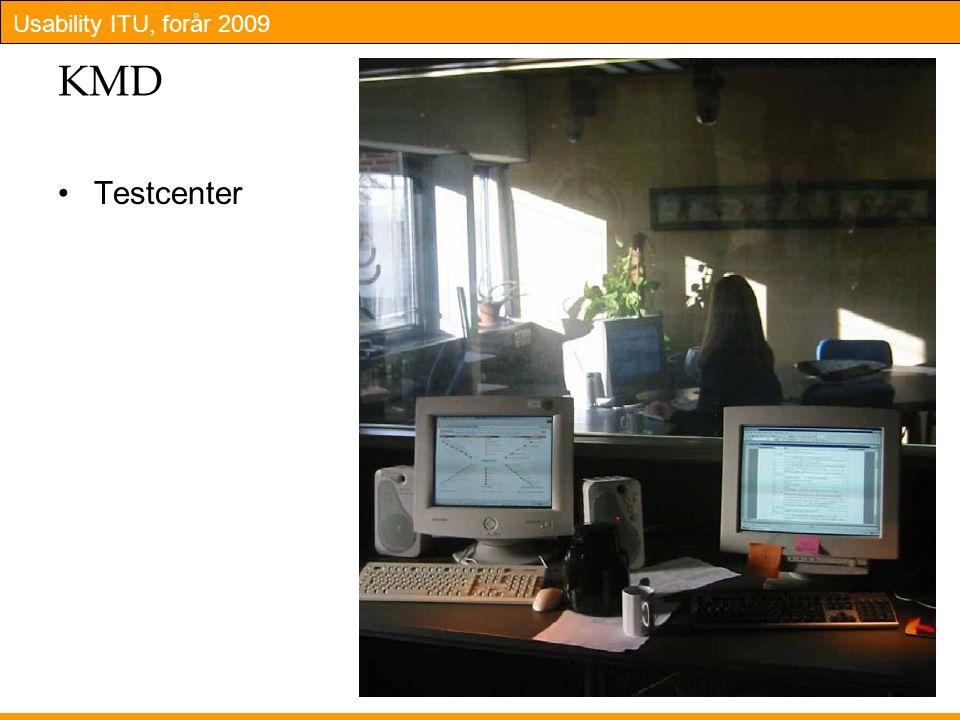 KMD Testcenter