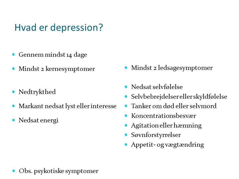 Stress og depression Janus Ravn Læge Afd. Q, AUH, Risskov - ppt download