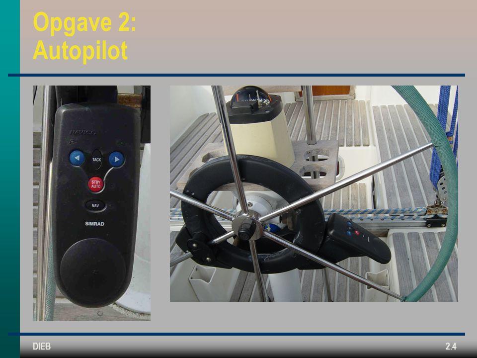 Opgave 2: Autopilot DIEB
