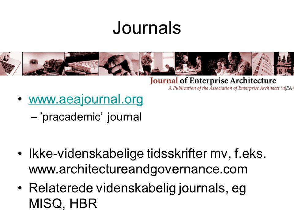 Journals www.aeajournal.org