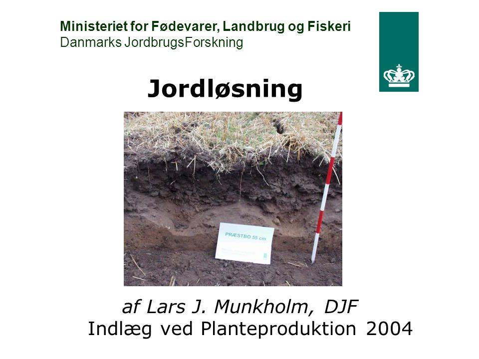 Indlæg ved Planteproduktion 2004