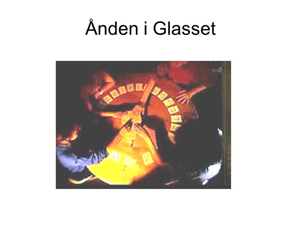 Ånden i Glasset