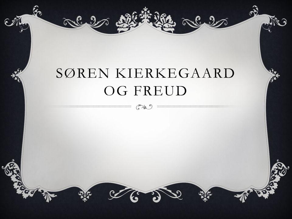 Søren Kierkegaard og Freud