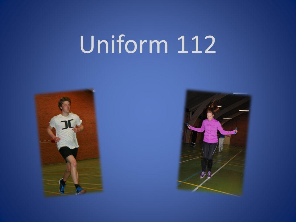 Uniform 112