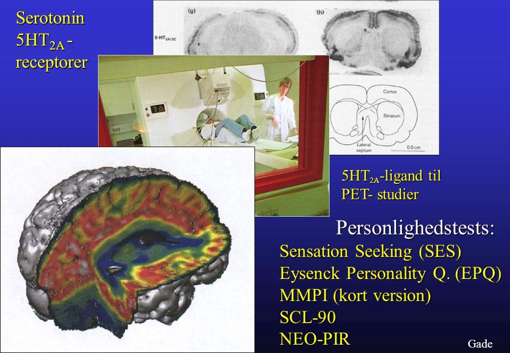 Sensation Seeking (SES) Eysenck Personality Q. (EPQ)