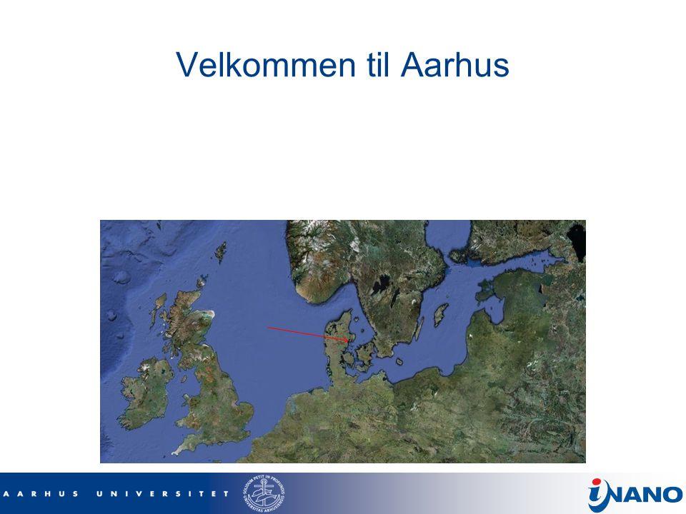 Velkommen til Aarhus