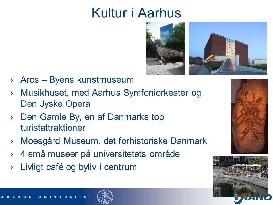 Kultur i Aarhus Aros – Byens kunstmuseum