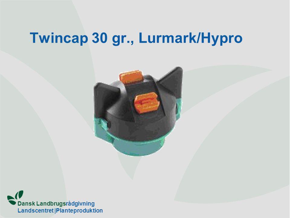 Twincap 30 gr., Lurmark/Hypro