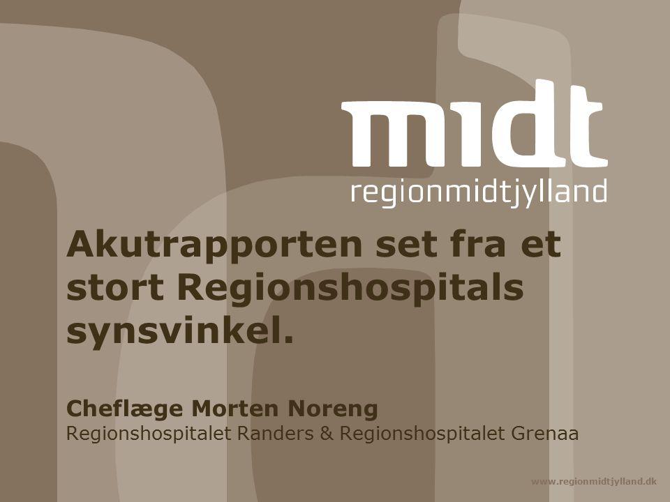 Regionshospitalet Randers & Regionshospitalet Grenaa