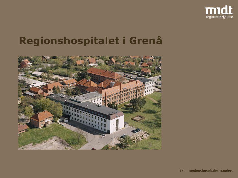 Regionshospitalet i Grenå