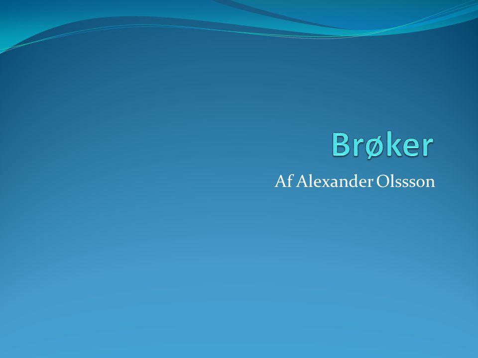 Brøker Af Alexander Olssson