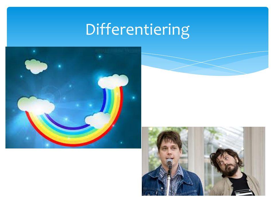 Differentiering