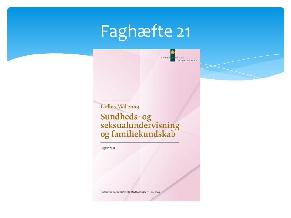 Faghæfte 21