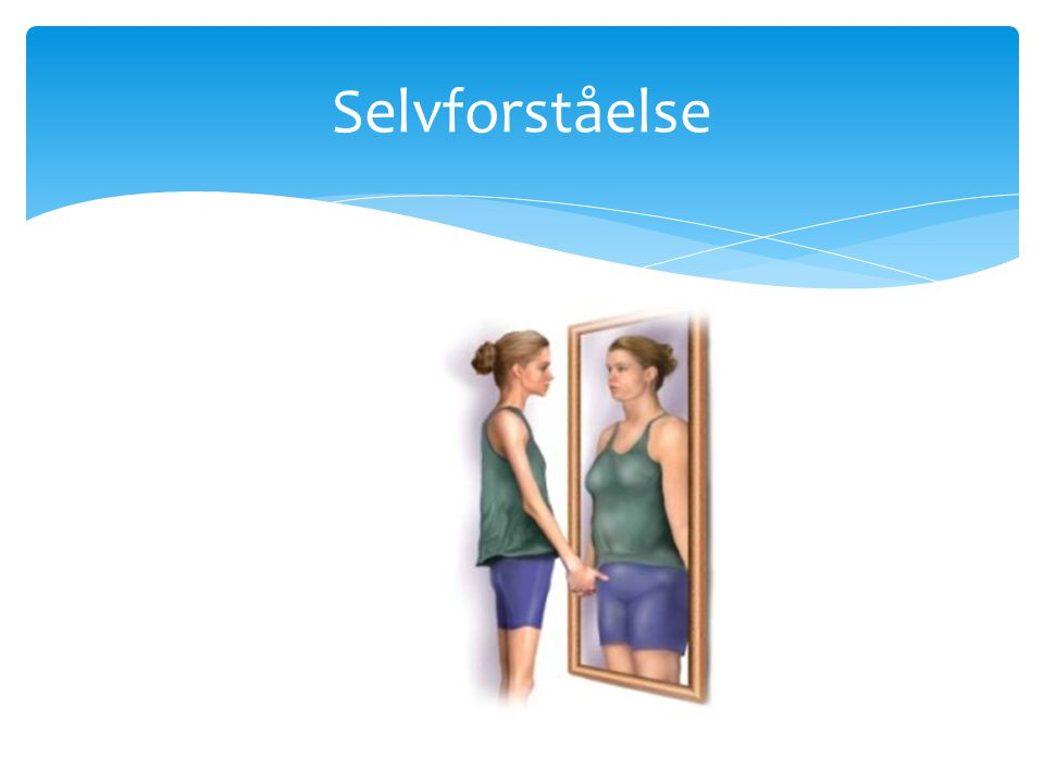 Selvforståelse