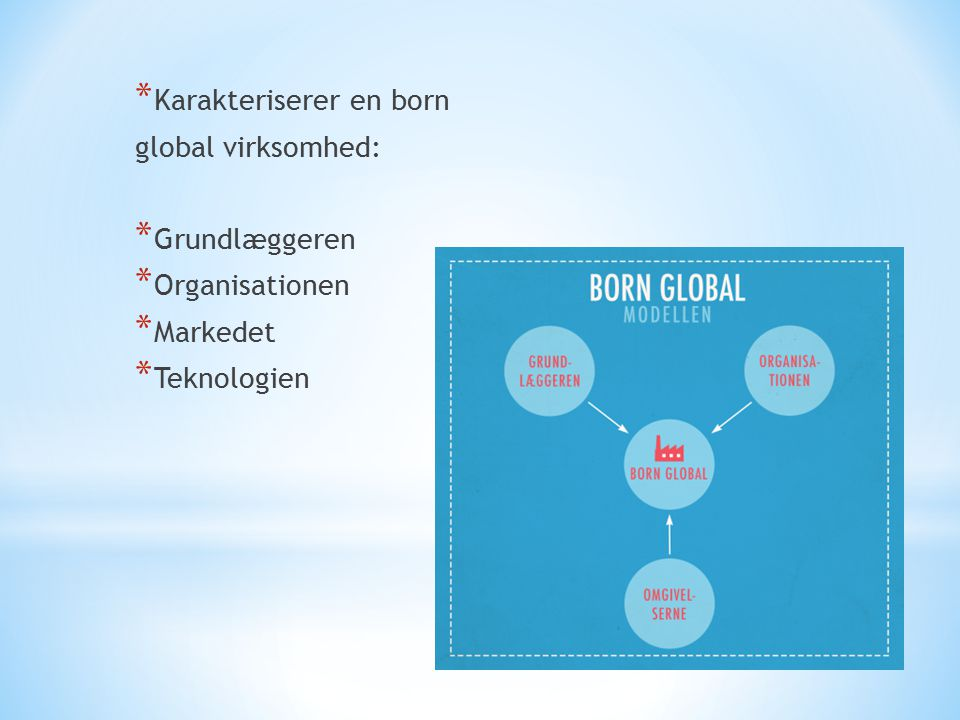 born global Synthesis venture fund partners is a collaboration of the born global slip-stream challenge aims to drive the development and commercialization of.