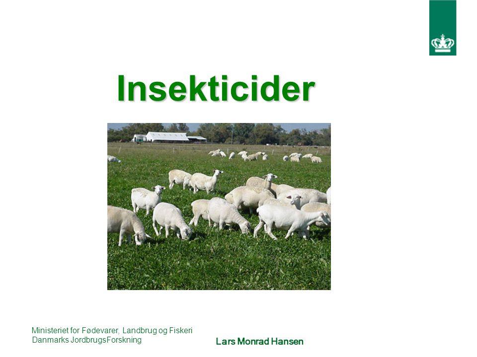 Insekticider Lars Monrad Hansen