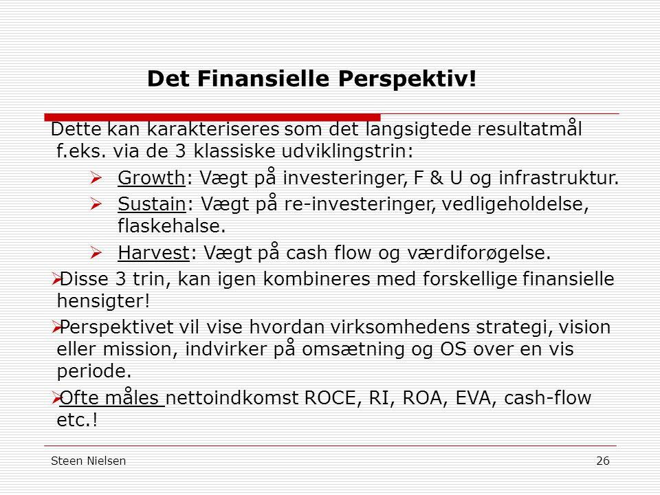 Det Finansielle Perspektiv!