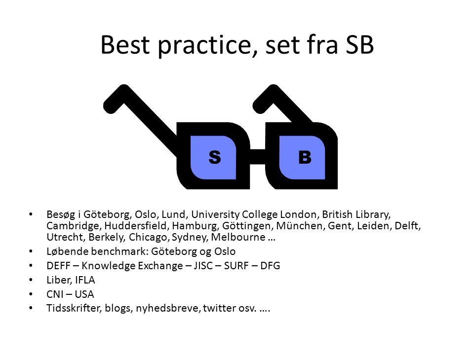 Best practice, set fra SB
