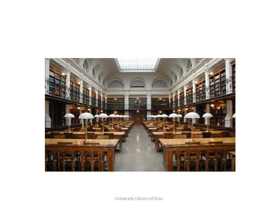 University Library of Graz