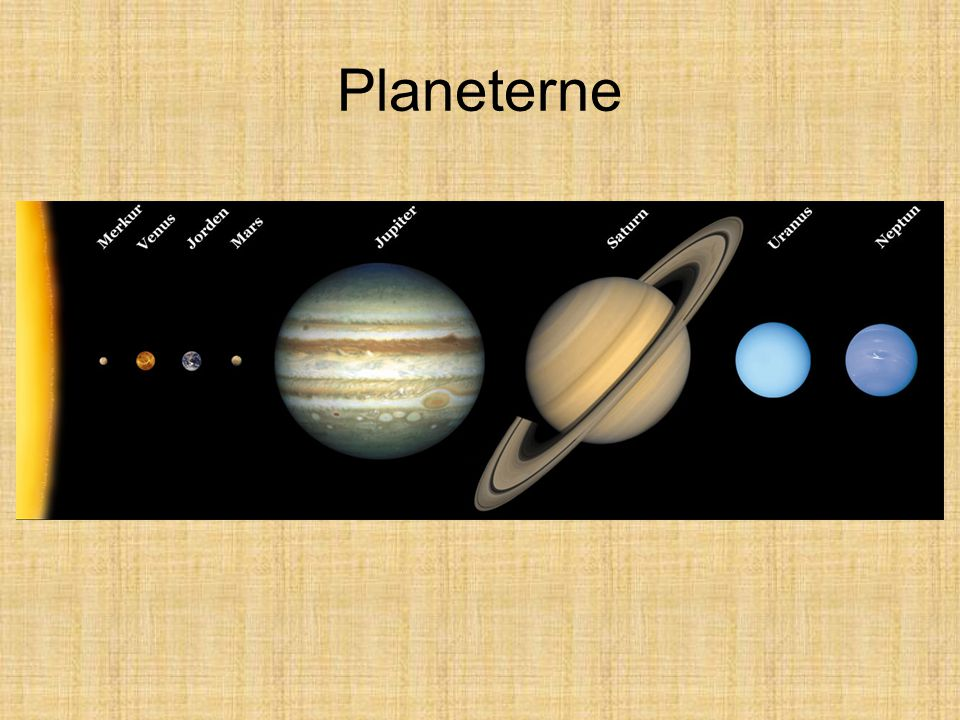 Planeterne