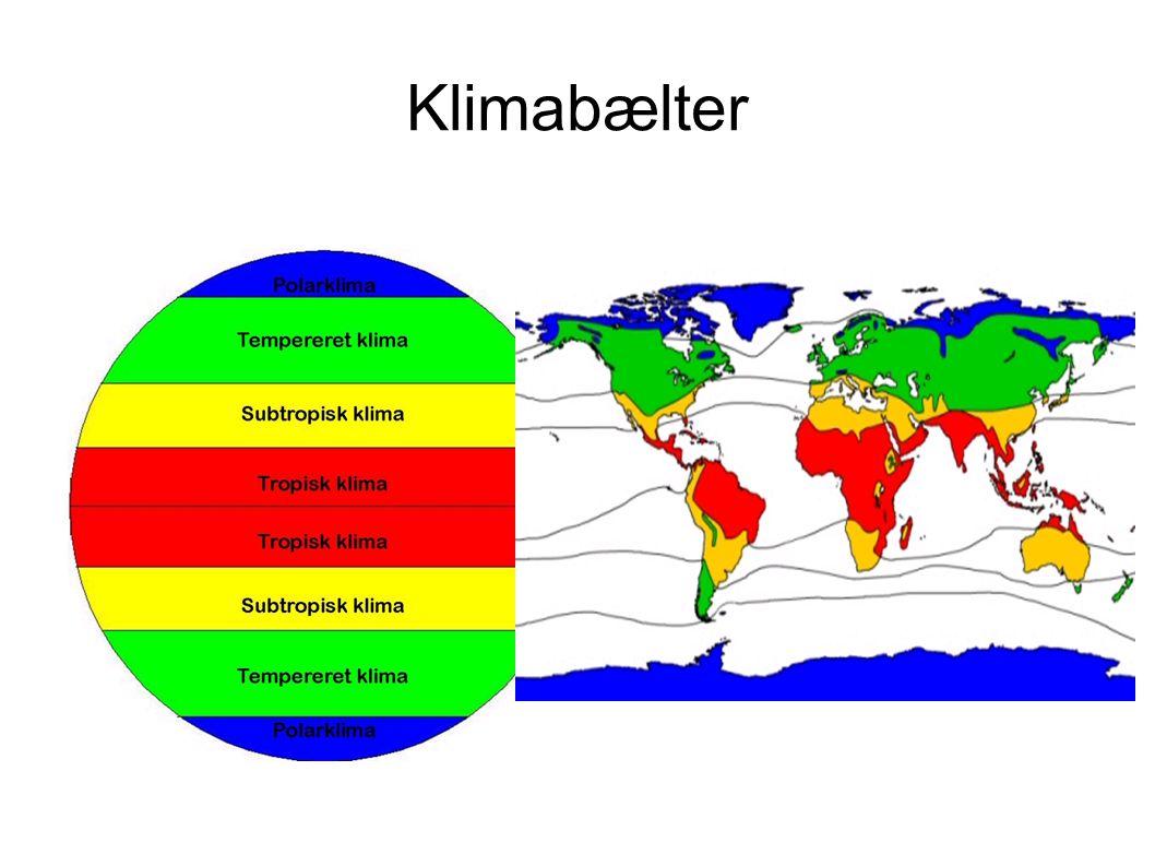 Klimabælter