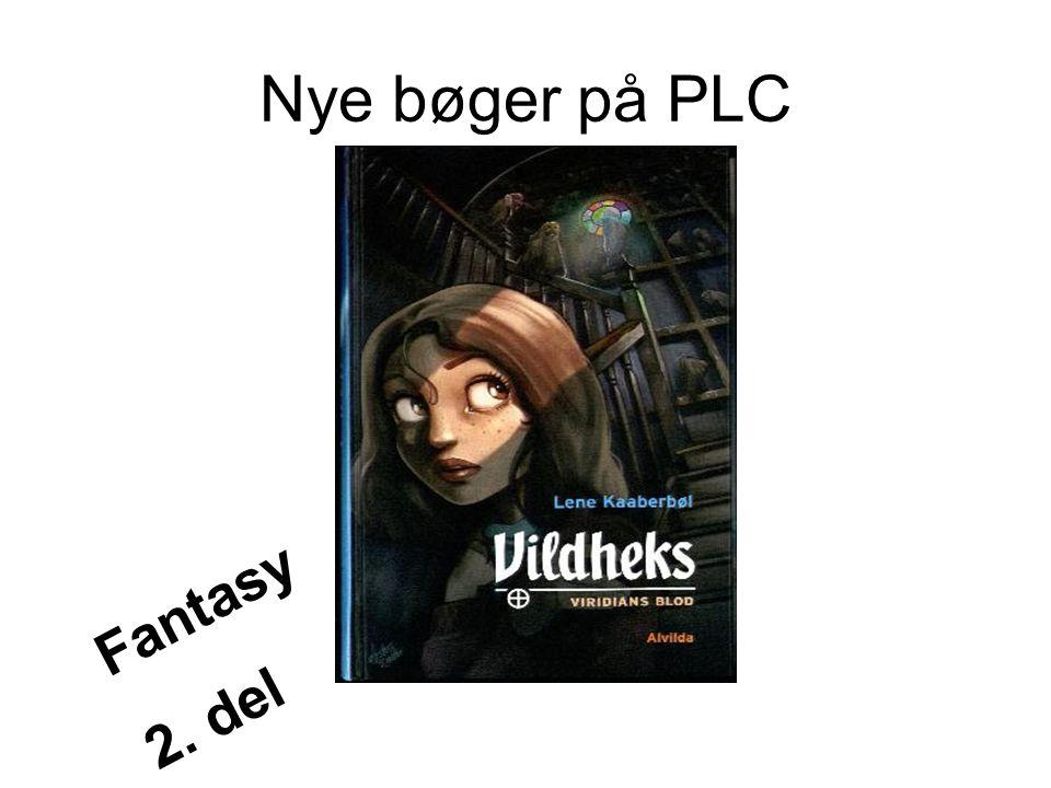 Nye bøger på PLC Fantasy 2. del