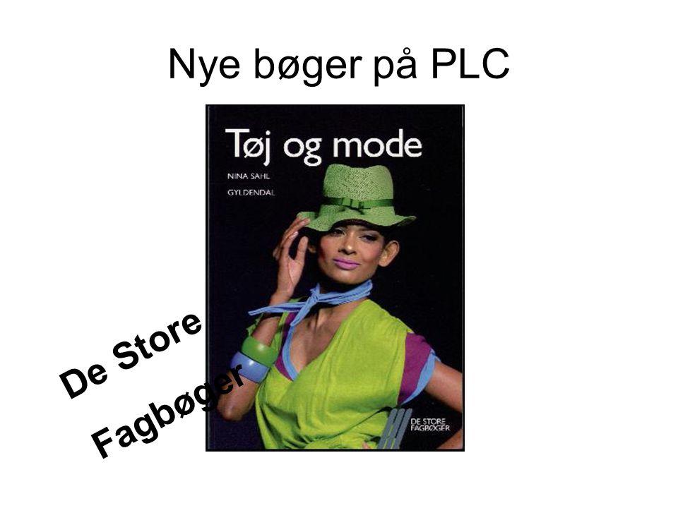Nye bøger på PLC De Store Fagbøger
